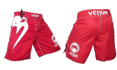 Venum Light Red fight short