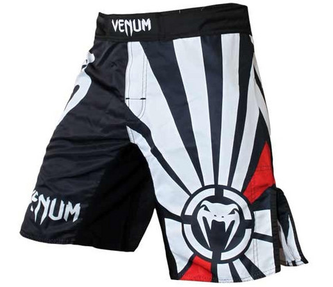 Venum Undisputed Fight Short black