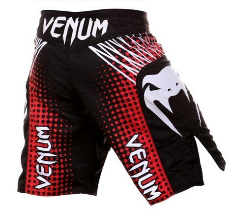 Venum Electron Fight Short red