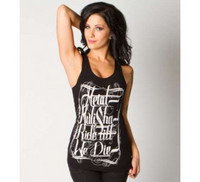 Metal Mulisha Ride till we die tank t-paita