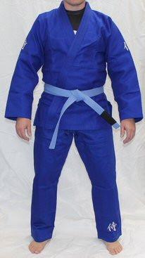 Samurai Pro Series Gold Brasilian Jiu-Jitsu Kimono