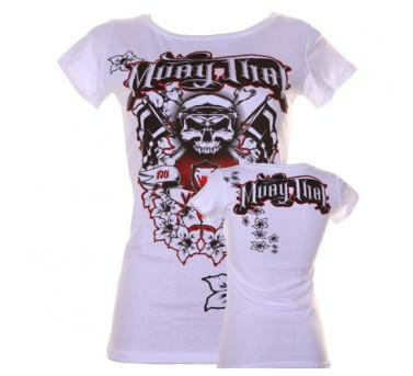 Venum 'Muay Thai' Tee for Women - Ice