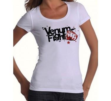 Venum 'Striker' Tshirt for Women - Ice