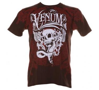 Venum Vodoo Tshirt -Black