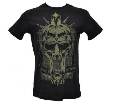 Venum Gladiator Tshirt Black