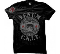 Venum Unit Tee Black