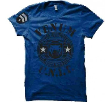 Venum Unit Tee Blue