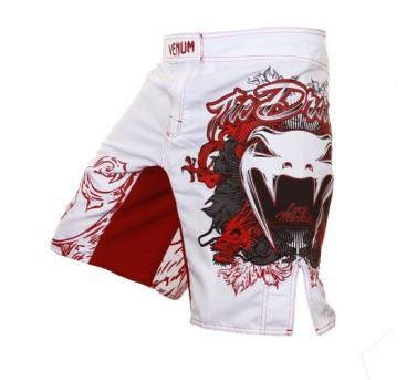 Venum Lyoto Machida UFC 140 Fight Short White