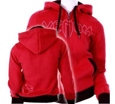 Venum Samba Hoody for Women - Red