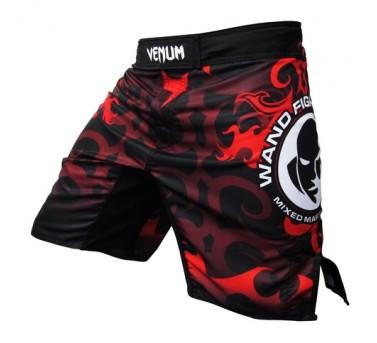 Venum Wanderlei Silva 'UFC 147 RIO' Fightshorts - Black