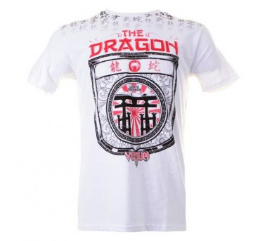 Venum 'Kanji Rain' Machida signature T-shirt - Ice