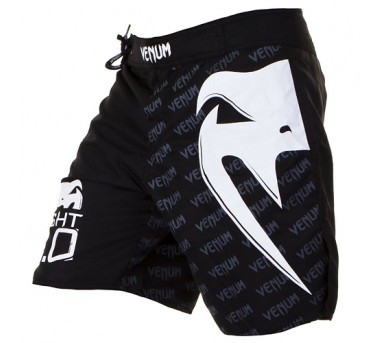 Venum Light 2.0 Fight Short Black