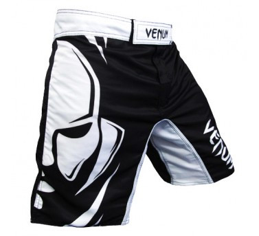 Venum Wanderlei Silva 'Shadow' Fight Short black/white