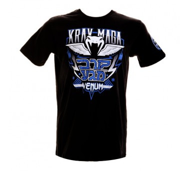 Venum Krav Maga Evolution tee black