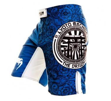 Venum Lyoto Machida 'Torii Legacy' fightshorts - Blue
