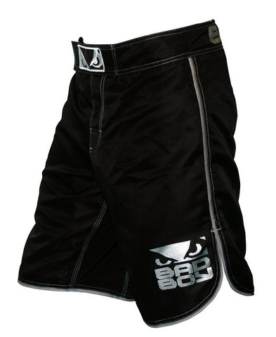 Bad Boy MMA short black/silver