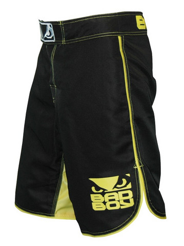 Bad Boy MMA Short black/yellow