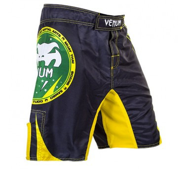 Venum All Sports Fight Short - Brazil edition