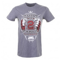 Venum Built To Strike tee grey