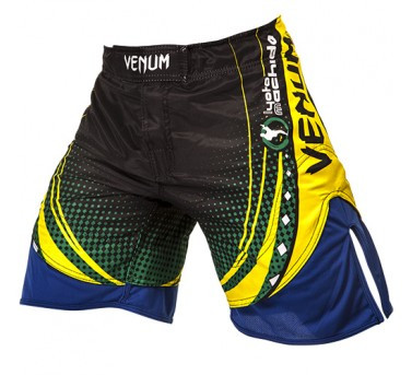 Venum Lyoto Machida UFC Edition Electron 3.0 Fightshorts - Black