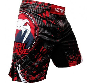Venum Korean Zombie UFC 163 Fightshorts - Black