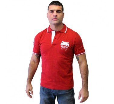 Venum Style Polo- red