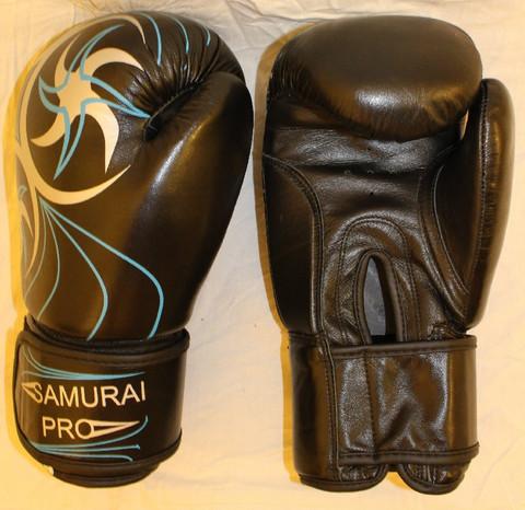 Samurai Pro Series 2.0 nyrkkeilyhanskat blue-silver