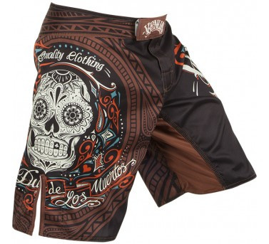 Venum Santa Muerte fight short