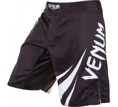 Venum Challenger fight short black-white