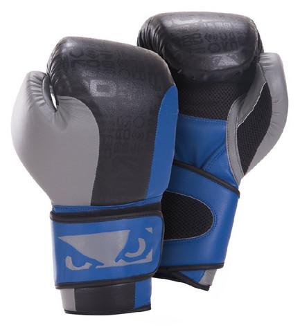Bad Boy Legacy Boxing Gloves black-blue