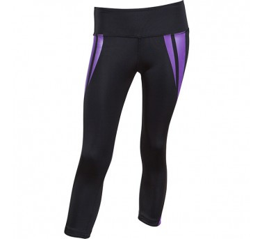 Venum Body Fit Leggings - Black/Purple