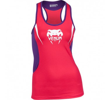 Venum Body Fit Tank Top - Pink/Purple