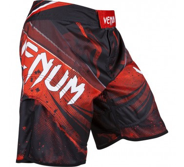 Venum Galactic Fightshorts - Black/Red