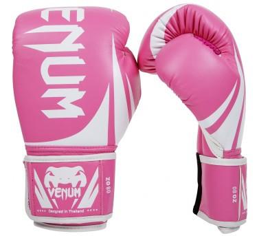 Venum Challenger 2.0 Boxing Gloves - Pink