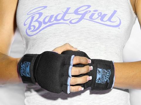 Bad Girl Easy Wraps blue