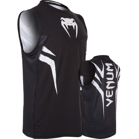 Venum Tempest Dry Tech™ Tank Top - Black
