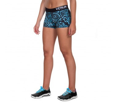 Venum Fusion Shorts - Blue - For Women