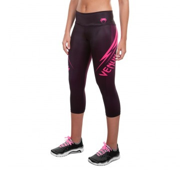 Venum Razor Leggings - Black/Pink