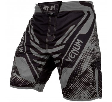 Venum Technical Fightshorts - Black/Grey