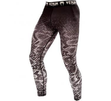 Venum Tropical Spats - Black/Grey