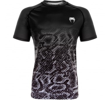 Venum Tropical T-shirt Dry Tech - Black/Grey