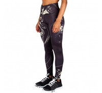 VENUM SANTA MUERTE LEGGINGS - BLACK/YELLOW - FOR WOMEN