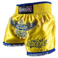 Hayabusa Garuda Muay Thai Shorts - Yellow