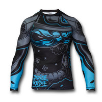 Pride Or Die Ronin rash guard