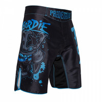 Pride Or Die Ronin fight short blue