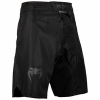 Venum Light 3.0 Fightshorts - Black/Black