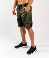 VENUM TROOPER BOARDSHORTS - FOREST CAMO/BLACK