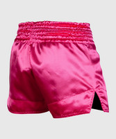 Venum Classic Pink Muay Thai Shorts