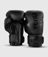 Venum Elite lasten nyrkkeilyhanskat - musta
