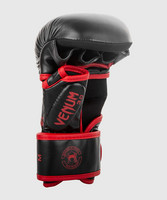 Venum MMA SPARRING GLOVES CHALLENGER 3.0 - BLACK/RED